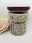 Christening 200ml Soy Candle