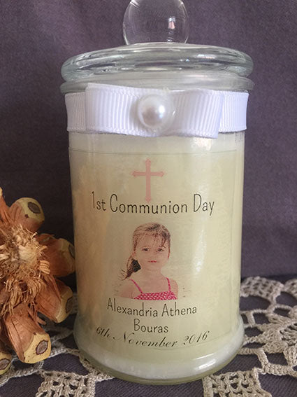 Communion 150ml Soy Candle #1