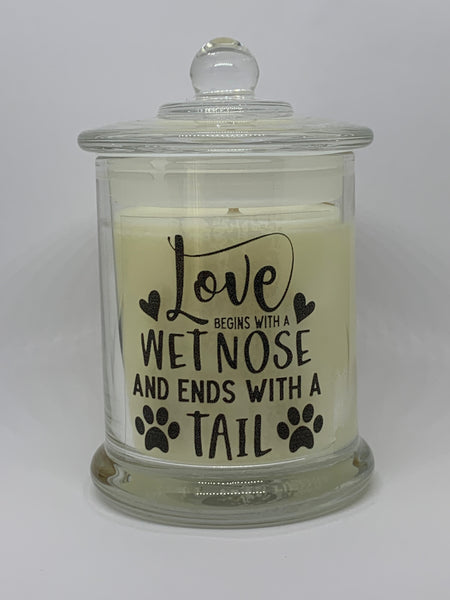 Pet Memory 200ml Soy Candle #6