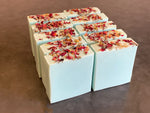 Flower Bomb Vegan Soap Loaf