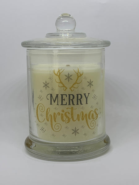 Christmas 200ml Soy Candle #5