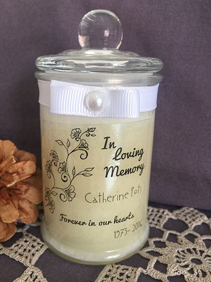 Memory Poem 350ml Soy Candle