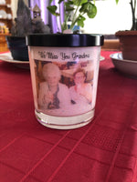 Memory Photo 200ml Soy Candle
