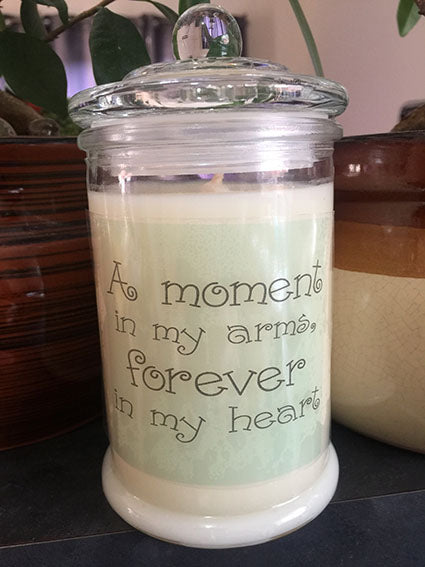Inspirational 150ml Soy Candle #10