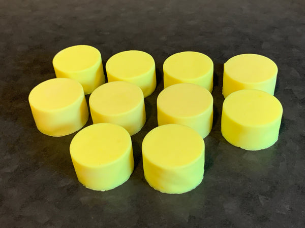 Lemon Sherbet Shampoo Bars x10