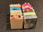 Wholesale Mixed Random Soap Loaf