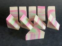 Orange Bergamot Vegan Soap Triangles