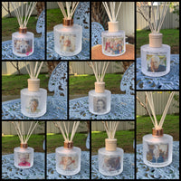Personalised Room Reed Diffuser