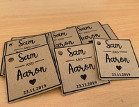 Personalised Labels For Items