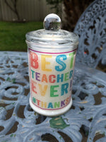 Teacher 150ml Soy Candle #12