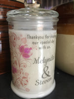 Wedding 150ml Soy Candle #15
