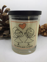 Wedding 200ml Soy Candle #48