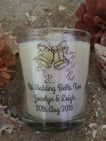 Wedding Soy Candle Votive #58