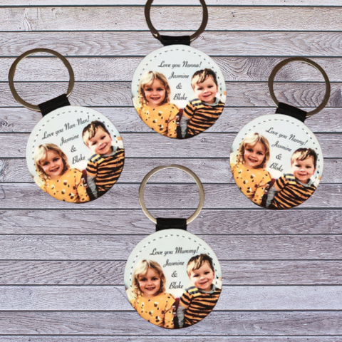 Personalised Keychain
