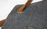 The Grillfather Denim Apron