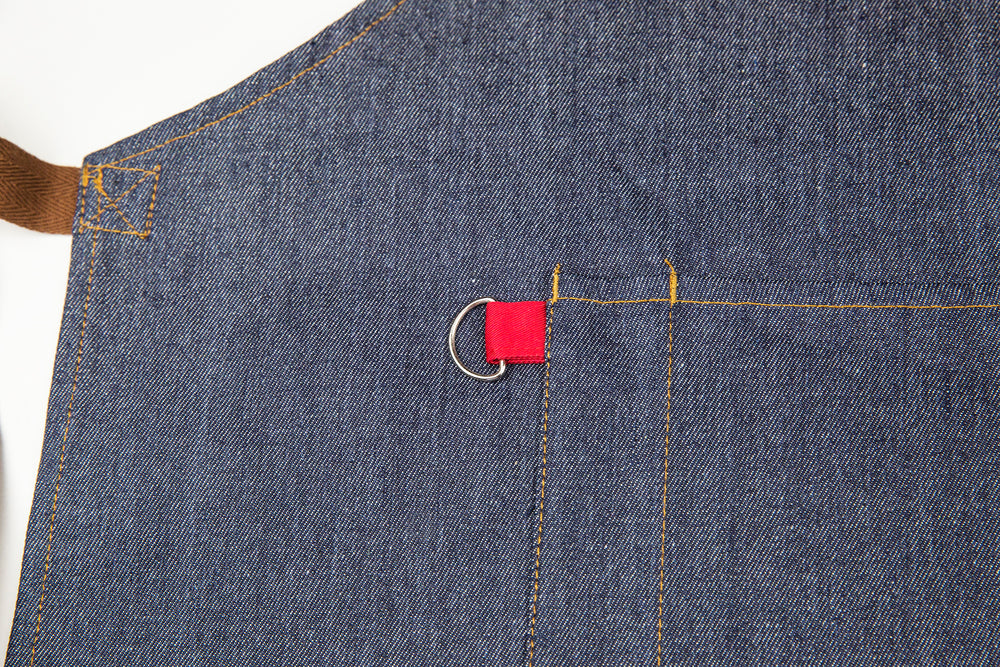 BBQ Boss Denim Apron