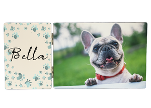 Dog Photo & Text Photo Panel
