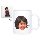 Personalised Face Photo Mug