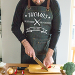 Husband Personalised Apron