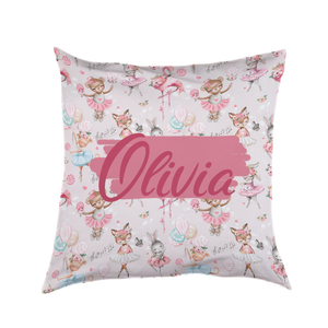 Personalised Tutus Cushion Cover