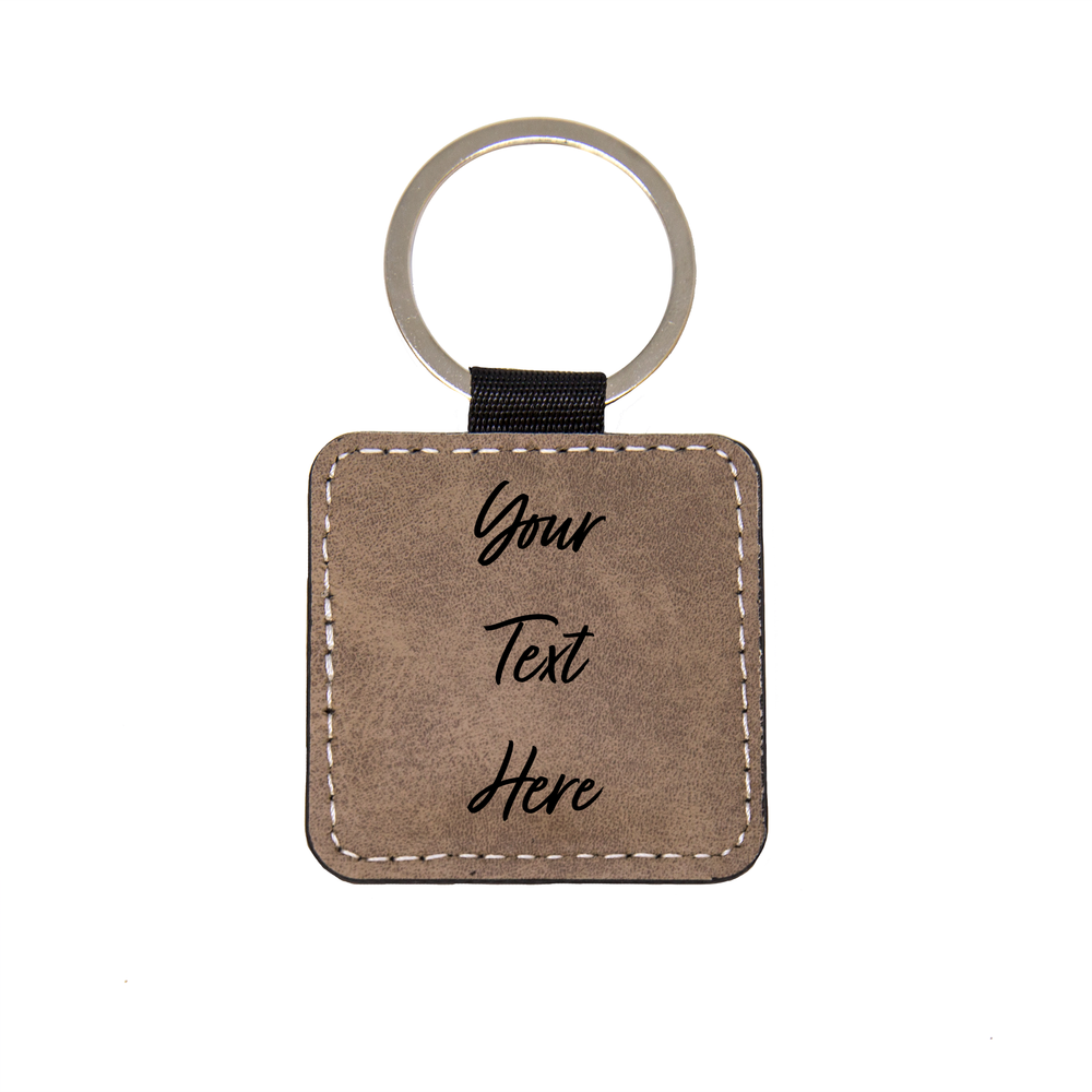 Life Is Meant For Good Friends And Great Adventure Keyring