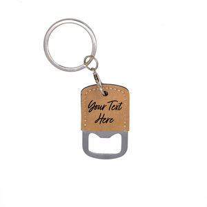 Don't Worry Beer Happy Keyring