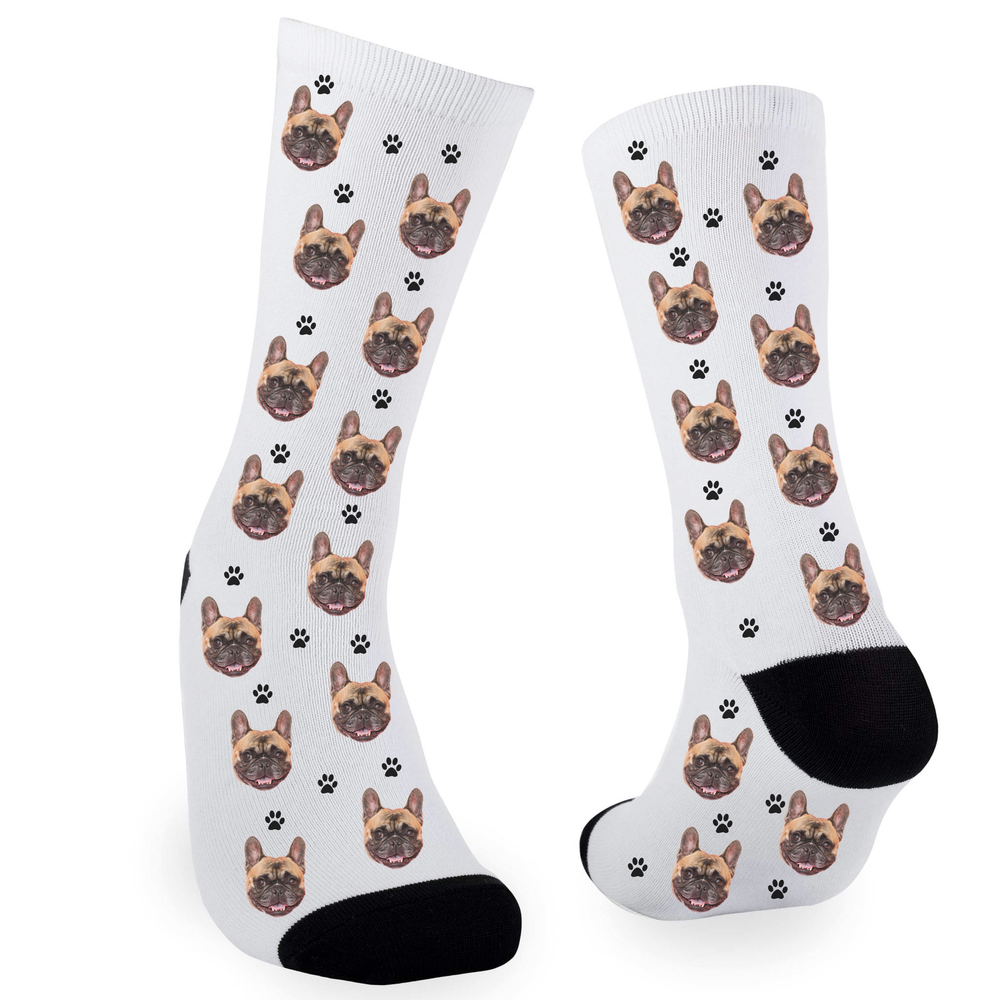 Custom Pet & Paw Socks