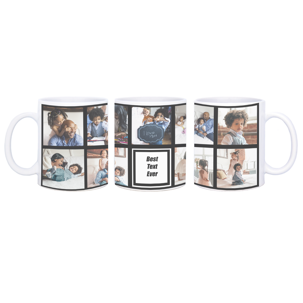 Load image into Gallery viewer, Personalised Mug. Photo Mug.