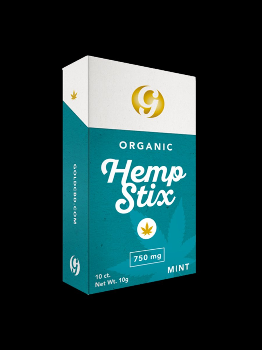 Gold Standard Hemp Stix - Mint