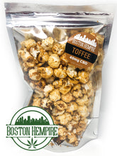 Load image into Gallery viewer, Toffee CBD Popcorn - 40mg CBD