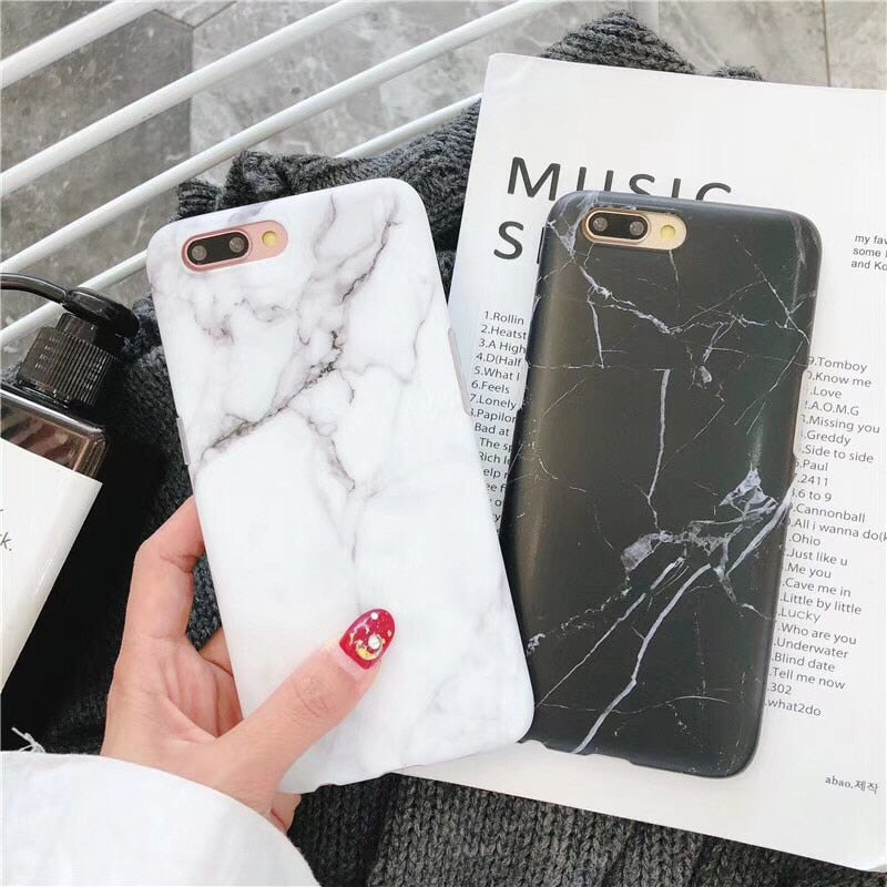 Luxury Marble iPhone Case