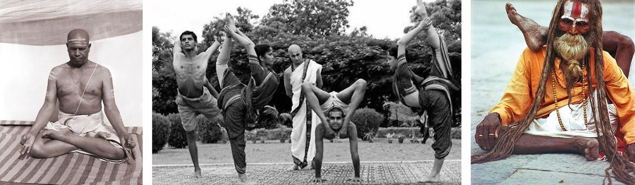 Yogis from India original