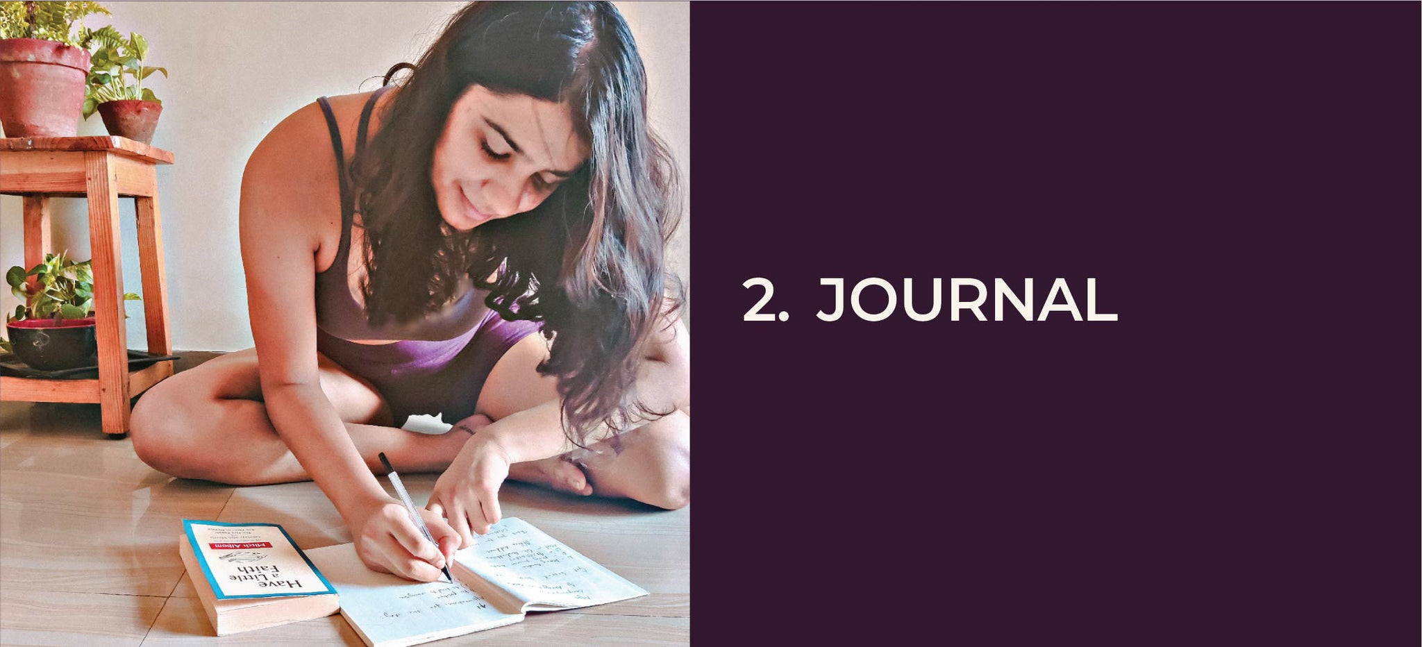 journaling helps when you have covid