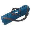 Blue Yoga Tote with Adjustable Shoulder Straps