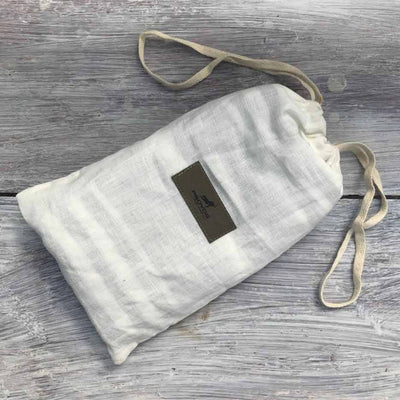 Bamboo Towel in Cotton Pouch with Proyog Logo