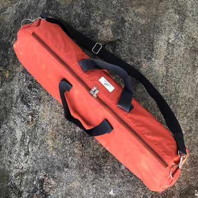 Bharat-Yoga-Mat-Bag--Rust-Closed