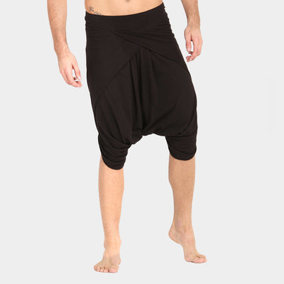 Men's  Chandra Yoga Dhoti front