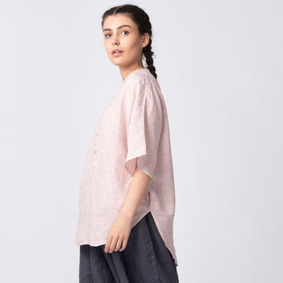 Loose Kimono Top with Loose Sleeves