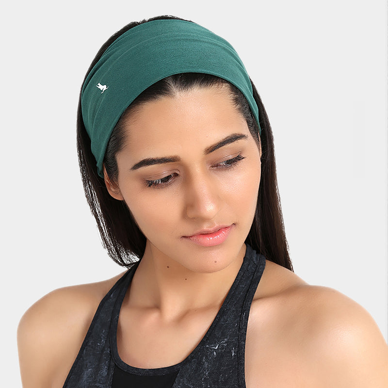 Headband: Bal Sea Green