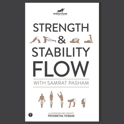 Strength and Stability Flow Book Cover