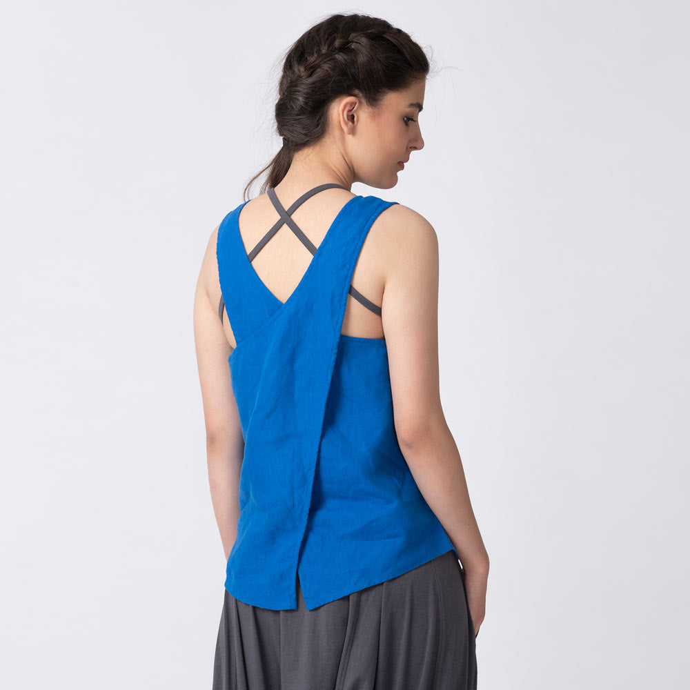 Veda-Overlap-Open-Back-Top-Surf-Blue-Back