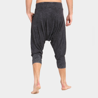 Men's Vira Yoga Dhoti washed back