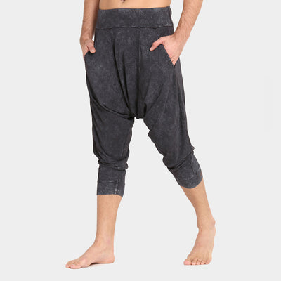 Men's Vira Yoga Dhoti washed front