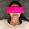 Pink-Eye-Pillow-Front Face