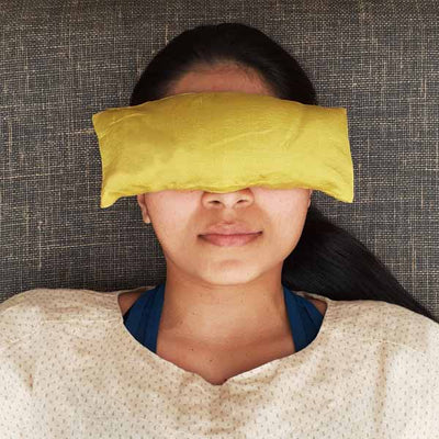 Yellow-Eye-Pillow-Face