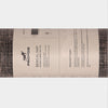 Proyog natural jute rubber yoga mat detail