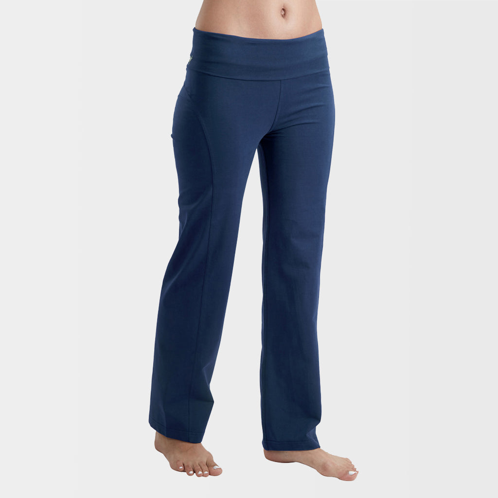 "Yoga Pants: Vriksh Indigo, 29"" Inseam"