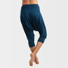 Yoga Dhoti Pants: Vira Deep Teal