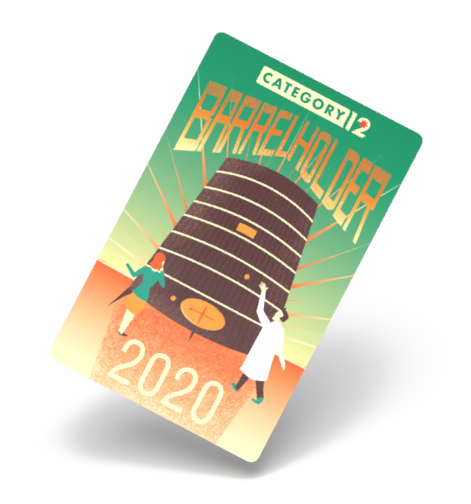 2020 Barrelholder Membership (incl. tax)