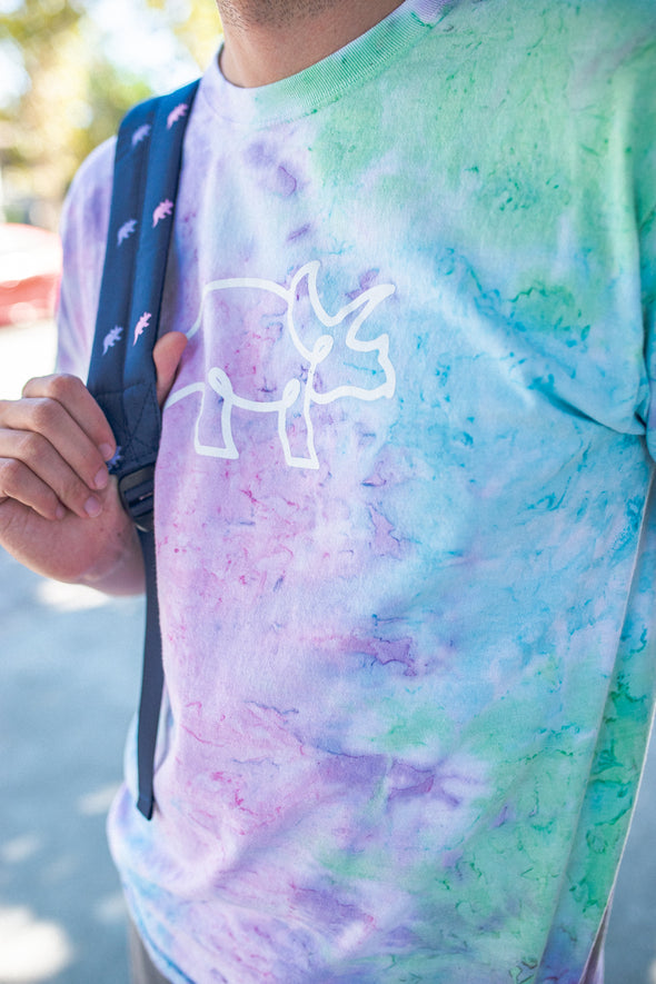 Exclusive Tie Dye Squad Shirt
